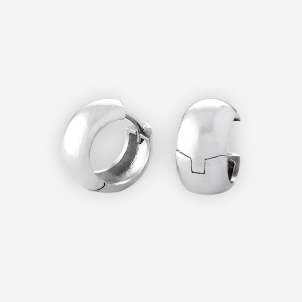 E-600 Earrings Huggies